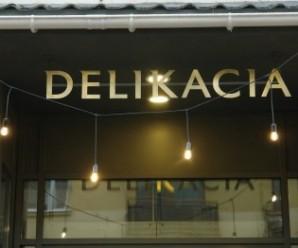 Нова Delikacia у центрі міста — авторські десерти і не тільки (ФОТОРЕПОРТАЖ)