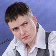 Савченко не вважає Захарченка і Плотницького терористами