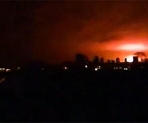 У Донецьку – потужний вибух на складі боєприпасів, загинули бойовики, – ЗМІ