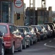 У чергах на кордоні – 750 авто
