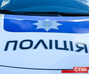 В Івано-Франківську екіпажі патрульної поліції наздогнали нетверезого водія (відео)