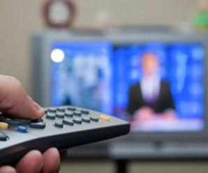 Франківці обурені відключенням телеканалів Інтер Медіа Груп (Відео)