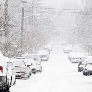 На Івано-Франківщині оголошено штормове попередження – вітер, снігопади та хуртовини
