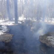 Вночі невідомі вщент спалили музей-криївку УПА під Львовом