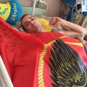 Поранений боєць з Франківська – в реанімації, потребує допомоги (фото)