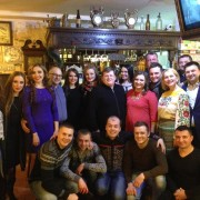 Віце-прем'єр-міністр України відсвяткував Старий новий рік в Івано-Франківську (фото)