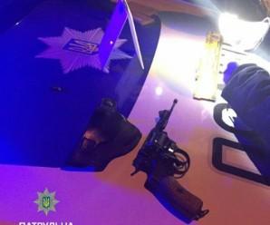Подробиці бійки в Івано-Франківську за участю неповнолітніх та учасника АТО зі зброєю (відео)