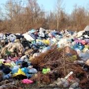 Прикарпатське містечко потопає у смітті (ВІДЕО)