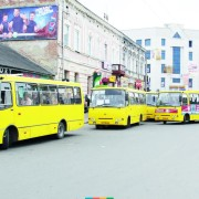 Транспортні нововведення: в Івано-Франківську стане більше маршрутів і побудують нову тролейбусну лінію