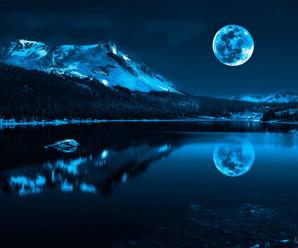 Вчені назвали вік Місяця