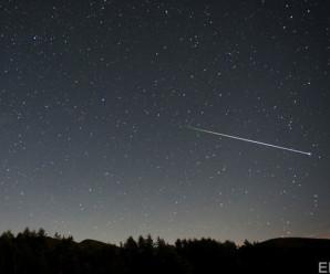У ніч на 4 січня в небі можна буде побачити метеоритний дощ
