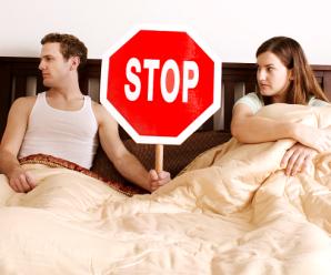 В ці дні категорично заборонено займатись сексом