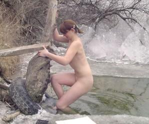 На Водохреща івано-франківців кличуть купатись на Бистрицю Надвірнянську