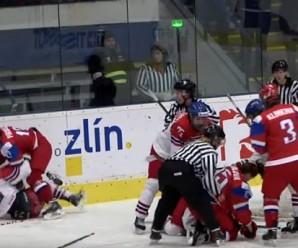 Російські хокеїстки жорстоко побили суперниць: з'явилось відео