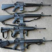 Україна буде виробляти американський автомат М-16