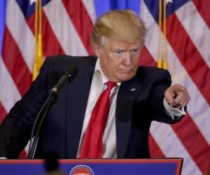 Рейтинг підтримки Трампа історично низький – результати опитування