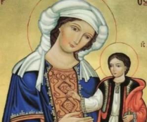 Чудотворна ікона Пресвятої Богородиці «Втілення творчих задумів», як духовний магніт притягує до себе українську еліту