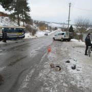 У жахливій аварії на Прикарпатті постраждали мешканці Тернопільщини. ВІДЕО