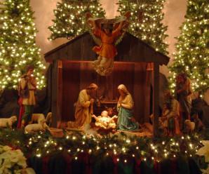 """""""Христос народився!"""": різдвяні послання від священнослужителів прикарпатським вірянам"""