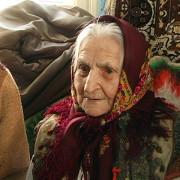 100 років виповнилося мешканці Космача Парасковії Слочак (відео)