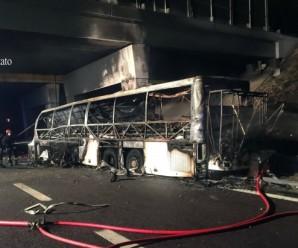 Угорщина у жалобі: автобус з школярами потрапив у ДТП в Італії, 16 загиблих (ФОТО, ВІДЕО)