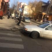 """В Івано-Франківську на """"зебрі"""" збили пішохода (фото)"""