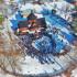 У мережі з'явилися неймовірні світлини Розколяди у засніженій Криворівні (фоторепортаж)
