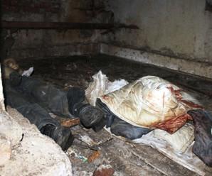 В Івано-Франківську у підвалі будинку знайшли труп (відео)
