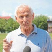 77-річний марафонець з Івано-Франківська готується подолати світовий рекорд зі стрибків у довжину