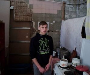 Не всі переселенці однакові: історія сміливого 19-річного юнака розчулила українців