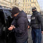 У Києві керівника Фонду соціального захисту інвалідів затримали  на хабарі у 700 тисяч гривень (фото)