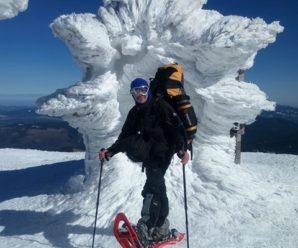 Унікальний кадр: прикарпатський фотограф ночує в Карпатах на висоті 2022 м. ФОТО