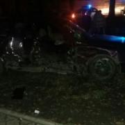 На Прикарпатті у ДТП загинув 23-річний водій. Ще двох молодих дівчат госпіталізовано