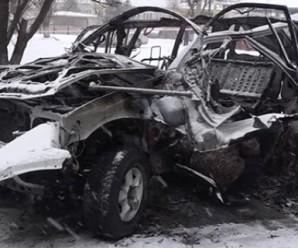 """У Луганську убитий начальник """"Народної міліції ЛНР"""""""