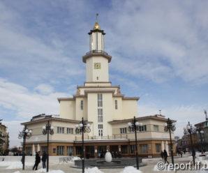 Івано-Франківськ онлайн. У місті запустили трансляцію з 23 веб-камер