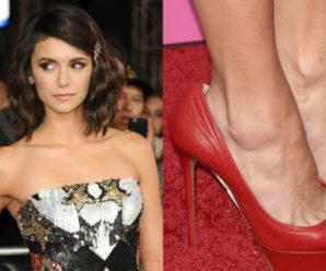 Для чого зірки купують взуття на розмір більше?