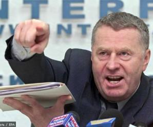 Жириновський погрожує повністю знищити Україну (відео )