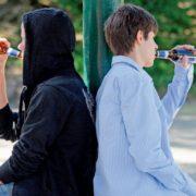 Франківська влада боротиметься з підлітковим алкоголізмом (ВІДЕО)