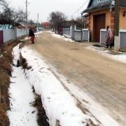 На Снятинщині виник конфлікт через канаву (відео)