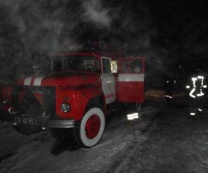 Цієї ночі на Прикарпатті невідомі підпалили підпільне казино