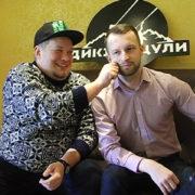 Коломийський комедійний дует «Дикі гуцули» взяв участь у фестивалі «Ліга сміху» (відео)
