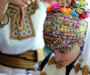 Яскраве вбрання і білий борщ: Як справляють весілля гуцули (відео)