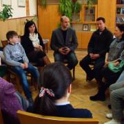У Коломиї психологи працюють з особами, які мають статус внутрішньо переміщених (відео)
