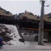 В сторону Закарпаття рухається військова техніка НАТО (ВІДЕО)
