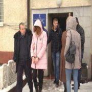 На Закарпатті заарештували дітей,які вбили власну матір (фото,відео)