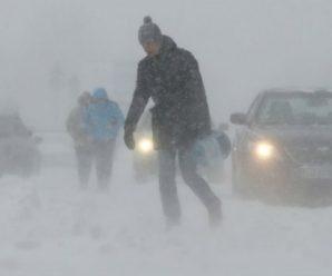 До України сунуть ще лютіші морози та сильні хуртовини. Прогноз погоди в Україні на 8 лютого