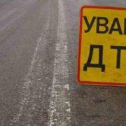 """В Івано-Франківську водій автомобіля збив жінку на """"зебрі"""""""
