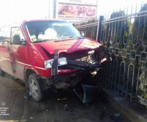 На Пасічній не розминулись дві автівки: Травми отримали жінка та підліток