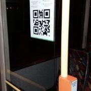 Оплатити проїзд у франківському тролейбусі можна смартфоном. Інструкція