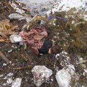 Жорстоке вбивство на Прикарпатті (Відео)
